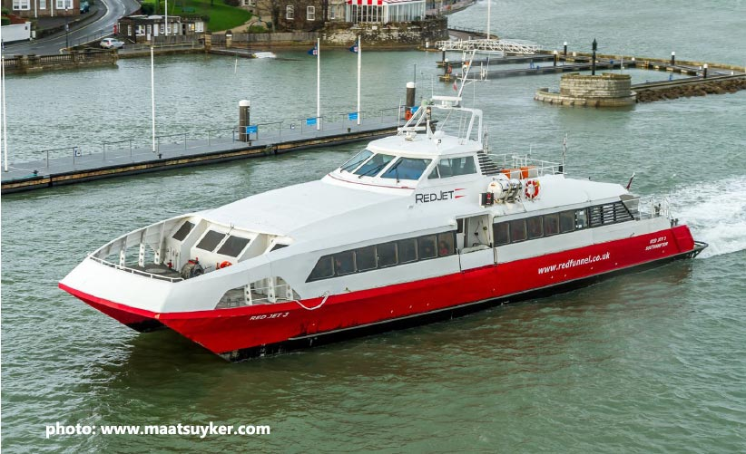 vessel will sail under the new name Adriatic Express