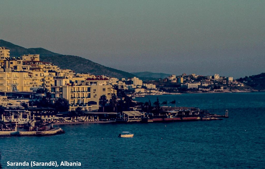 Saranda (Sarandë), Albania
