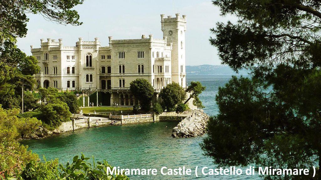 Miramare Castle Castello di Miramare